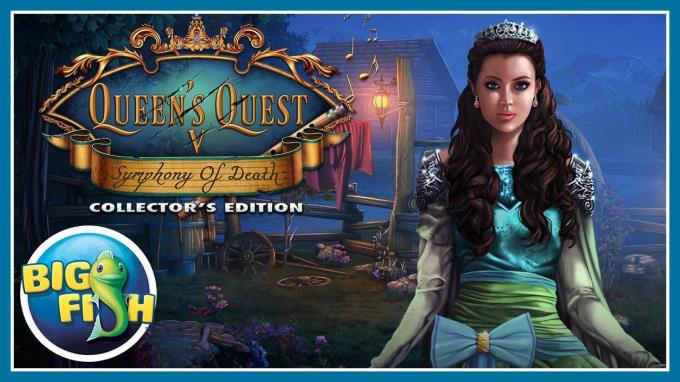 Queen's Quest V: Symphony of Death Collector's Edition Free Download