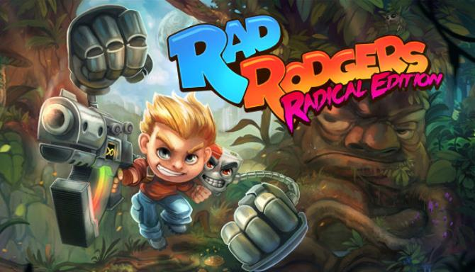 Rad Rodgers - Radical Edition Free Download