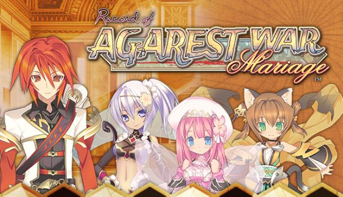 Record of Agarest War Mariage Free Download