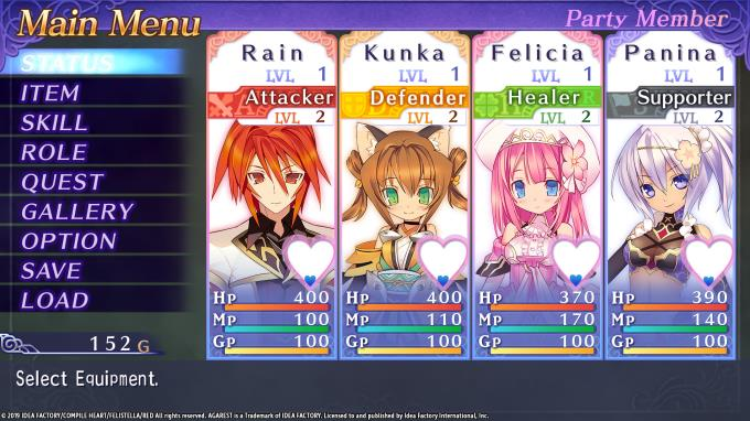 Record of Agarest War Mariage PC Crack