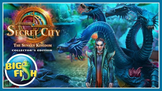 Secret City: The Sunken Kingdom Collector's Edition Free Download