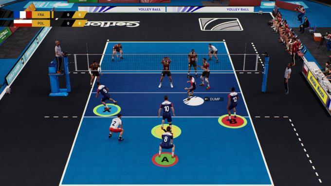Spike Volleyball PC Crack