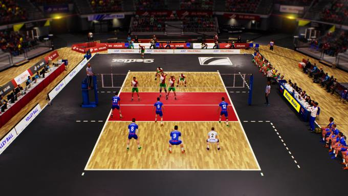 Spike Volleyball Torrent Download