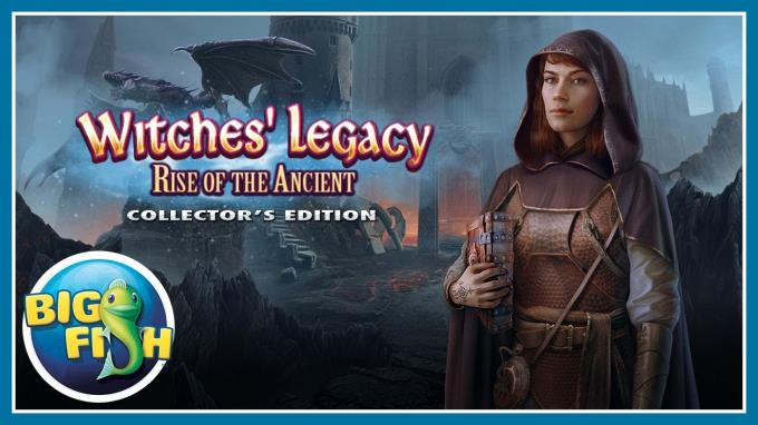Witches' Legacy: Rise of the Ancient Collector's Edition Free Download