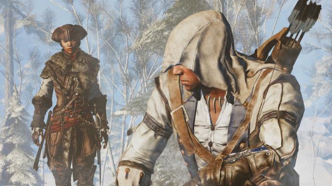 Assassin's Creed III Remastered Torrent Download