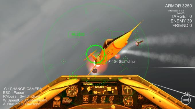 Massive Air Combat PC Crack