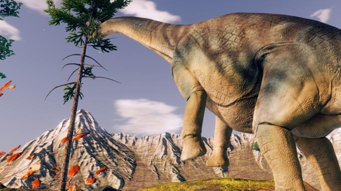Feed  A Titanosaur PC Crack