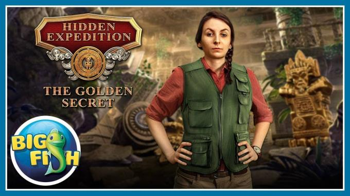 Hidden Expedition: The Golden Secret Free Download