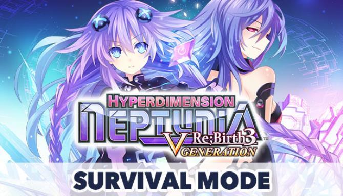 Hyperdimension Neptunia Re;Birth3 Survival Free Download