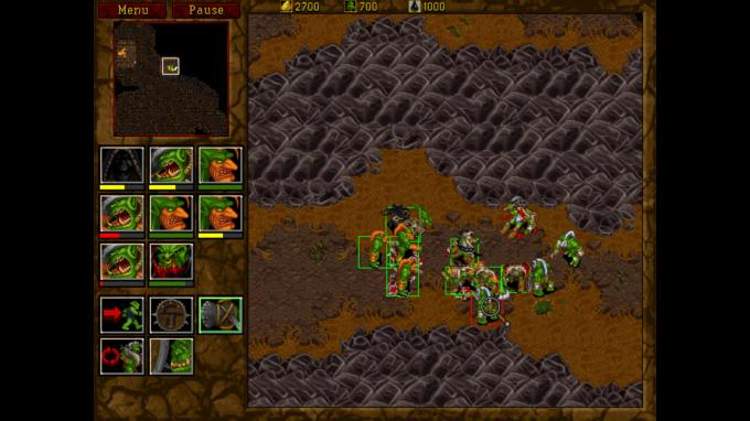Warcraft II Battle.net Edition PC Crack