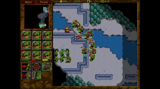 Warcraft II Battle.net Edition Torrent Download