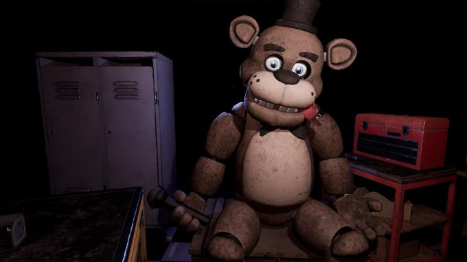 five nights at anime apk