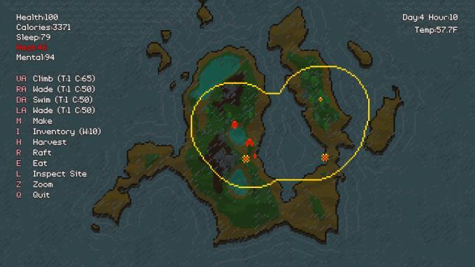 Grit : Overworld Survival PC Crack
