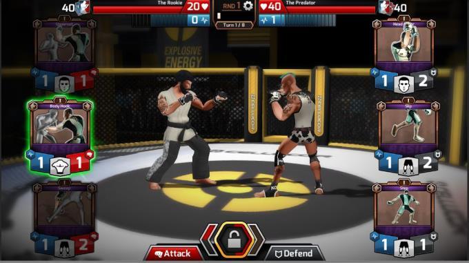 MMA Arena Torrent Download