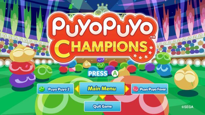 Puyo Puyo Champions / ぷよぷよ eスポーツ PC Crack