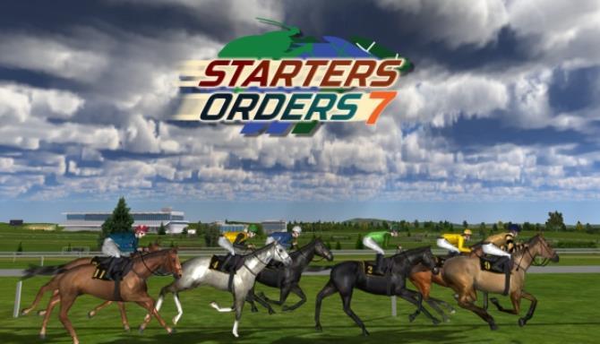 Starters Orders 7 Horse Racing Free Download