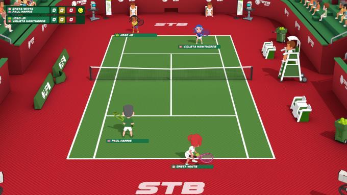 Super Tennis Blast Torrent Download