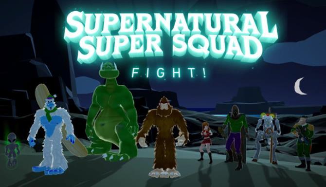 Supernatural Super Squad Fight! Free Download