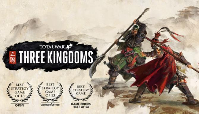 Total War: THREE KINGDOMS Free Download (CRACKED) « IGGGAMES
