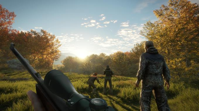 theHunter: Call of the Wild PC Crack