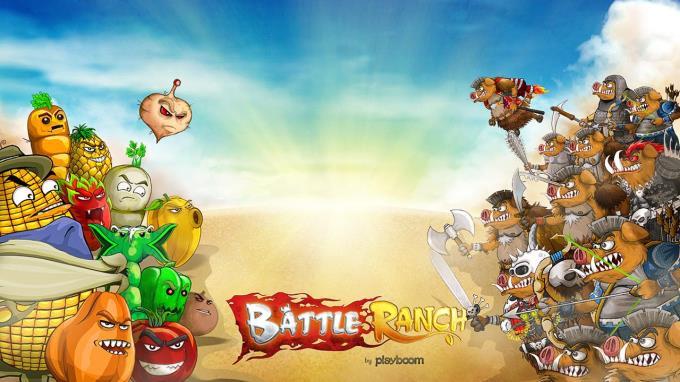 Battle Ranch: Pigs vs Plants PC Crack