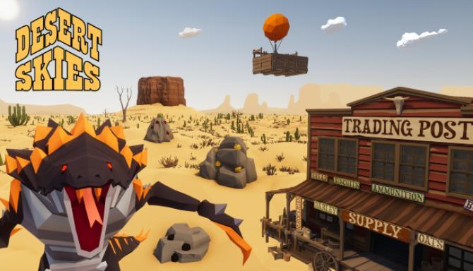 Desert Skies Free Download