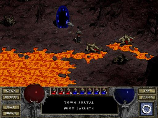 Diablo + Hellfire Torrent Download