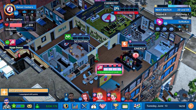 Esports Life Tycoon Free Download (v0 6 3) « IGGGAMES