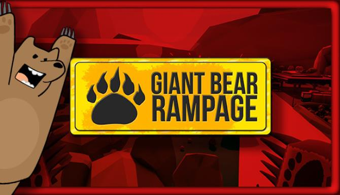 Giant Bear Rampage! - a Kaiju Bear Simulator Free Download