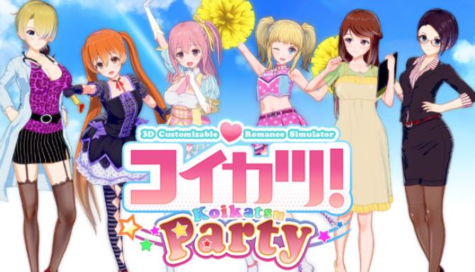 コイカツ! / Koikatsu Party Free Download « IGGGAMES