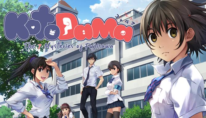 Kotodama: The 7 Mysteries of Fujisawa Free Download