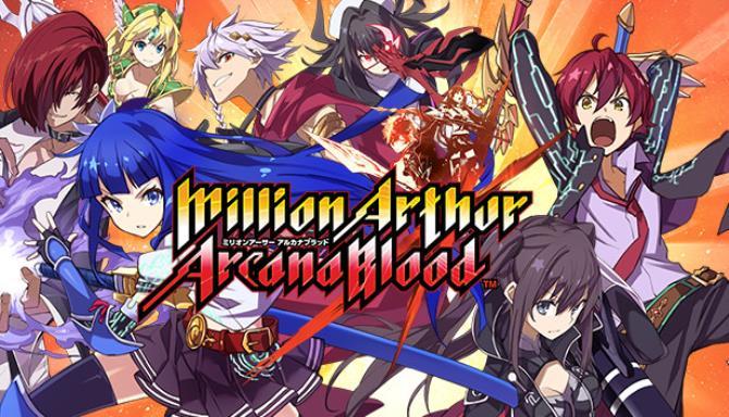 Million Arthur: Arcana Blood Free Download