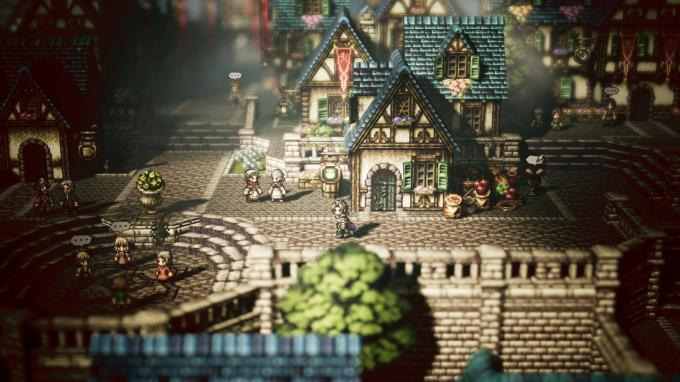 OCTOPATH TRAVELER Free Download (FULL UNLOCKED) « IGGGAMES