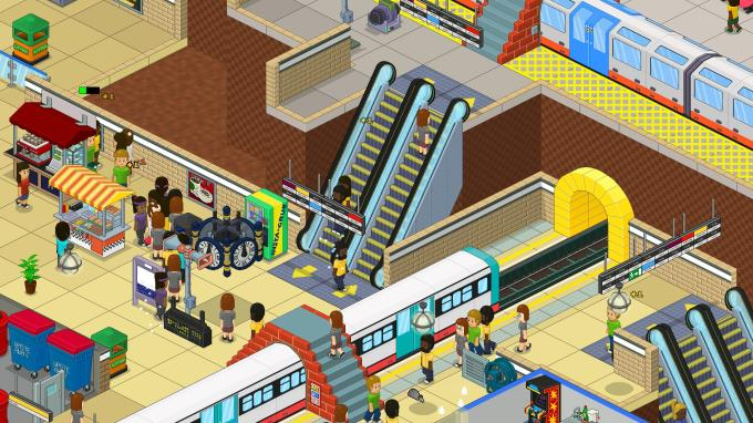 Overcrowd: A Commute 'Em Up PC Crack