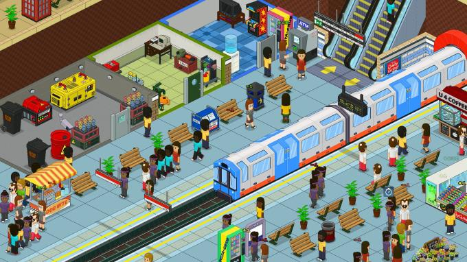 Overcrowd: A Commute 'Em Up Torrent Download