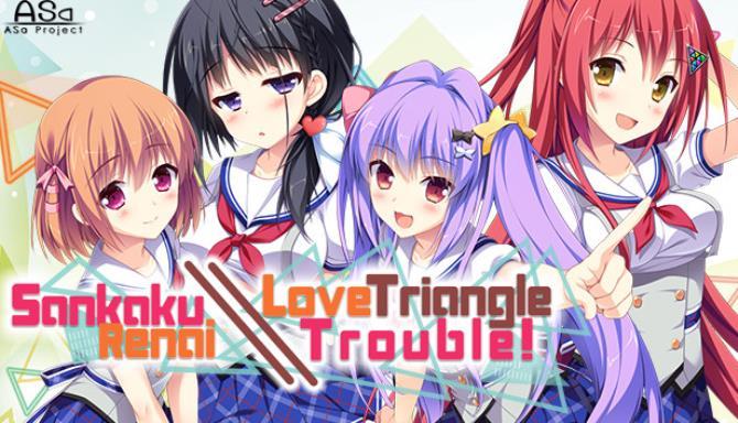 Sankaku Renai: Love Triangle Trouble Free Download