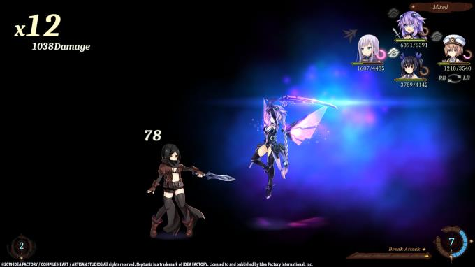 Super Neptunia RPG / 勇者ネプテューヌ /勇者戰幾少女 PC Crack