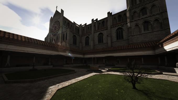 The Cathedral: Allison's Diary Torrent Download