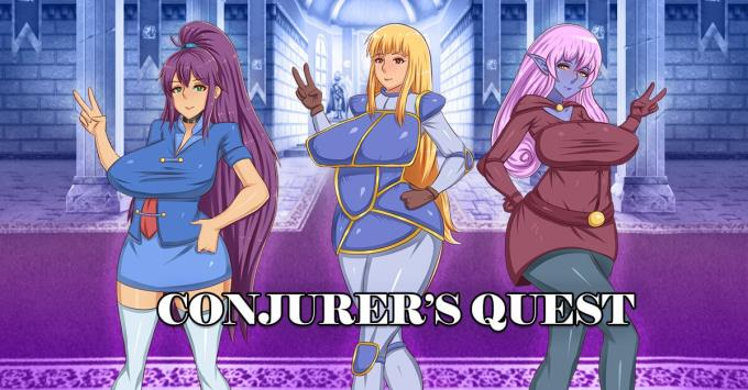 The Conjurer's Quest Free Download