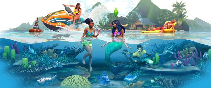 The Sims 4 Island Living Free Download (v1 54 120 1020 & ALL