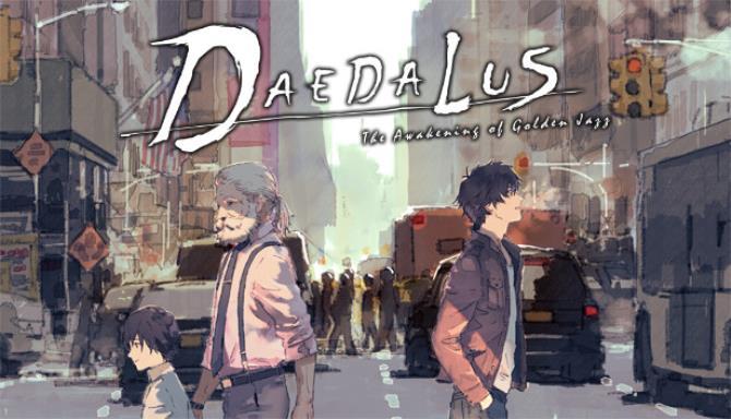 Alternate Jake Hunter: DAEDALUS The Awakening of Golden Jazz Free Download