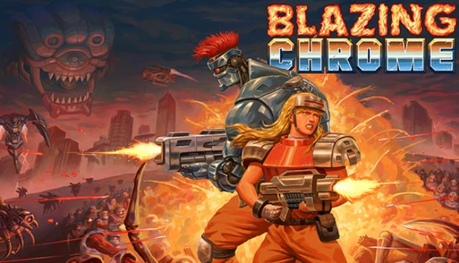 Blazing Chrome Free Download « IGGGAMES
