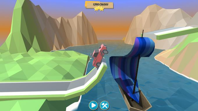 Bridge Builder Racer PC Crack
