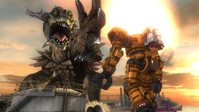 EARTH DEFENSE FORCE 5 PC Crack
