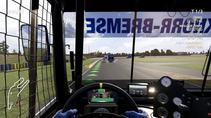 FIA European Truck Racing Championship Torrent Download