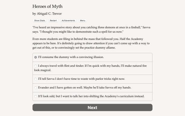 Heroes of Myth Torrent Download