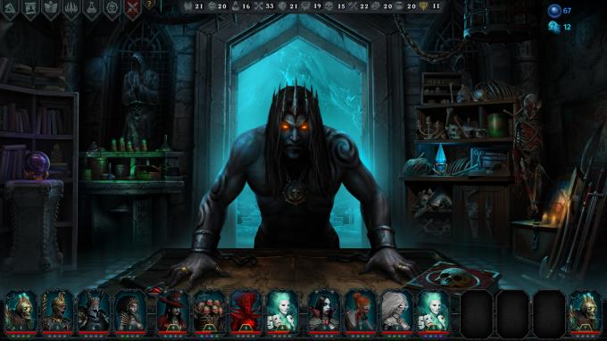 Iratus: Lord of the Dead Torrent Download