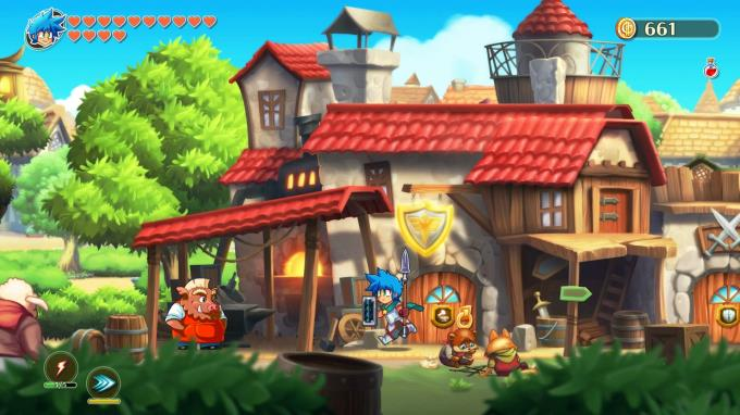Monster Boy and the Cursed Kingdom Torrent Download