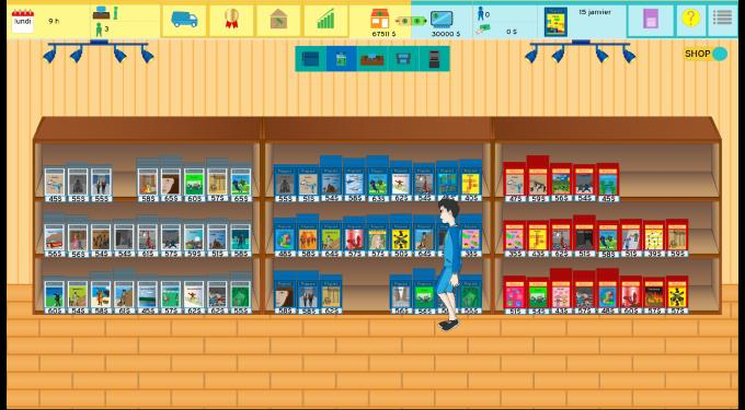 Shop Manager : Video Game Tycoon Torrent Download