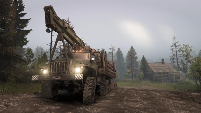 Spintires: The Original Game Torrent Download